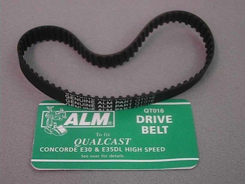 Belt: Lawn Mower: Qualcast Concorde, Performance Power Concorde lawnmower  drive belt See more information for full model information: Alm: This belt