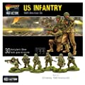 Warlord Games Bolt Action, Miniatures - US Infantry - WWII American GIS