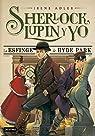 La esfinge de Hyde Park: Sherlock, Lupin y yo 8