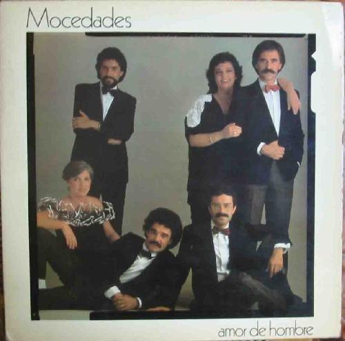 Antiguo Vinilo - Old Vinyl : MOCEDADES : AMOR DE HOMBRE