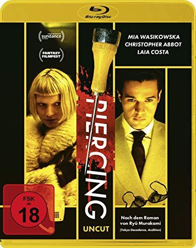 Piercing - Uncut [Blu-ray]