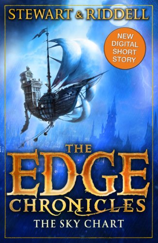 Sky Chart (The Edge Chronicles: The Sky Chart: A Book of Quint (English Edition))