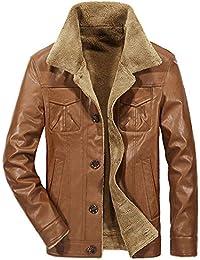 Manteau en Jean Homme, BaZhaHei Hommes Automne Hiver Manteau De Veste à  Capuchon en Denim c3f9d7ca79c3