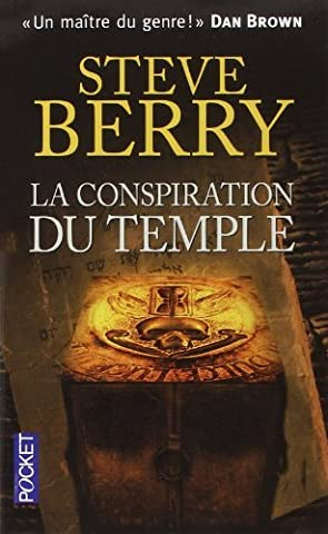 La conspiration du temple de Steve BERRY (13 janvier 2011) Poche