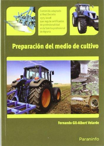 Preparación del medio de cultivo