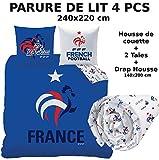 Decokids FFF-Equipe de France-Bettwäsche