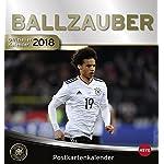 DFB Sammelkartenkalender - Kalender 2018