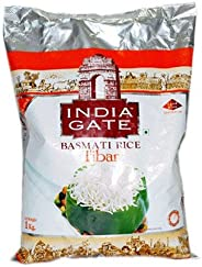 India Gate Basmati Rice Tibar, 5 Kg