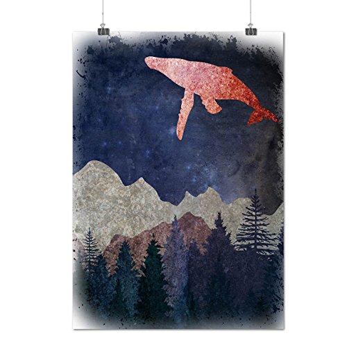 fantasy-whale-fly-artsy-fish-matte-glossy-poster-a2-60cm-x-42cm-wellcoda