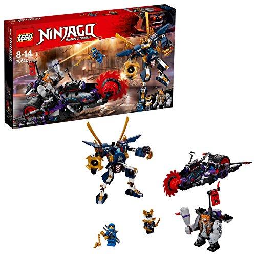 Lego Ninjago (IT- Killow Contro Samurai X, Multicolore, 70642