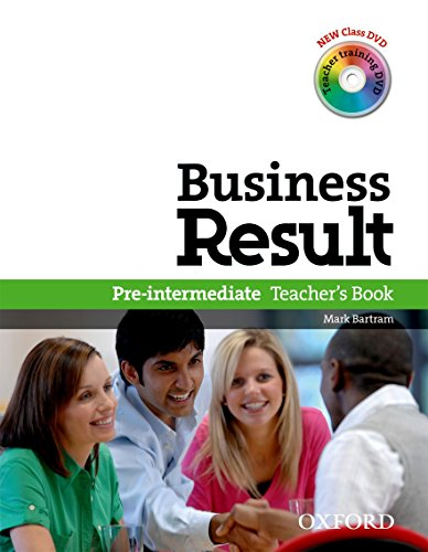 Business Result Pre-Intermediate. Teacher's Book and DVD Pack