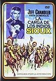 La carga de los indios Sioux [DVD]