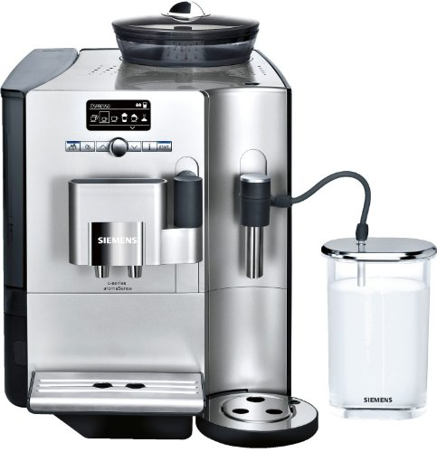 Siemens TE713501DE Kaffee-Vollautomat EQ.7 Plus Aroma Sense (2.1 l, 19 bar) silber