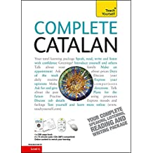 Complete Catalan: Teach Yourself (Book and audio support)
