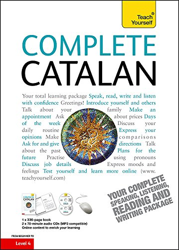Complete Catalan Beginner to Intermediate Course: (Book and audio support) (Teach Yourself Complete) por Anna Poch