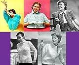 Beau millésime en tricot pour les chandails des femmes (French Edition)