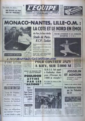 EQUIPE (L') [No 6364] du 14/09/1966