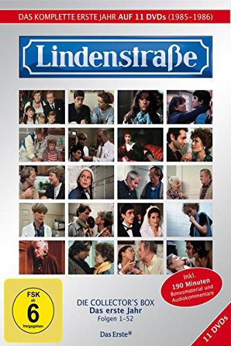 Lindenstraße - Das komplette 1. Jahr (Collector's Box, 11 DVDs)