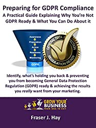 Preparing for GDPR Compliance