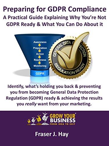 Preparing for GDPR Compliance (English Edition)