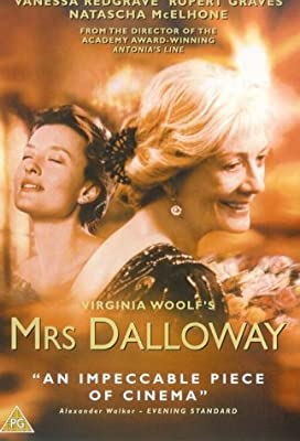 Virginia Woolf's Mrs Dalloway [1998] [DVD] by Vanessa Redgrave