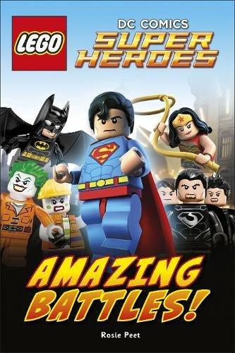 LEGO® DC Comics Super Heroes Amazing Battles (DK Readers Level 2)