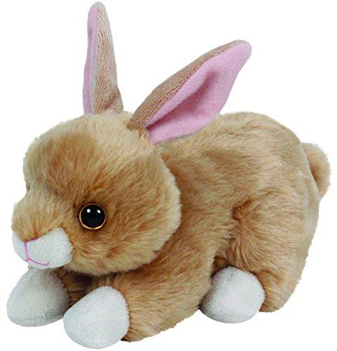 carletto-ty-41701-bunnie-beanie-babies-ostern-limitiert-hase-15-cm-braun