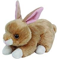 TY Beanie–Bunnie la liebre (marrón) 15centermeter