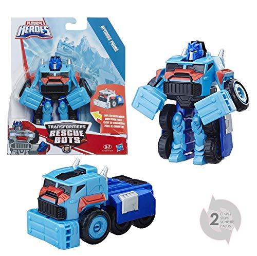 Playskool Héroes C3325EL2 Transformers Rescue Bots Optimus Prime