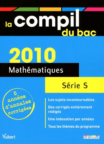 La compil du bac Mathématiques série S