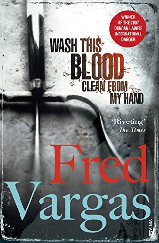 Wash This Blood Clean From My Hand Commissaire Adamsberg Book 4 English Edition