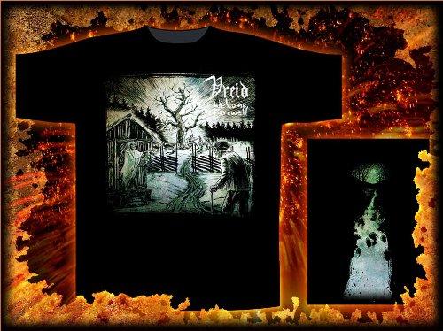 VREID WELCOME FAREWELL T-Shirt L
