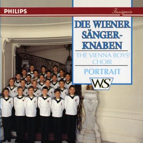 Portrait : Die Wiener Sangerknaben (les petits Chanteurs de Vienne) [Import anglais]