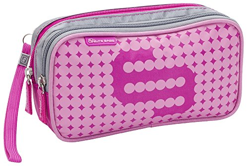 ELITE BAGS DIA´S Diabetikertäschchen pink (19 x 10 x 4cm) inkl. Kühlelement!