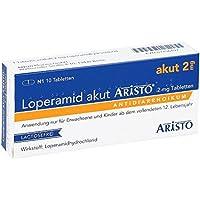Loperamid akut Aristo 2mg 10 stk preisvergleich bei billige-tabletten.eu