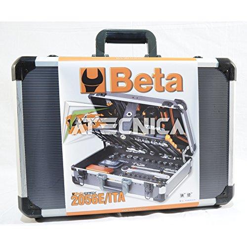 Beta valigia set utensili attrezzi 144 inserti professionale meccanico 2056e/ita