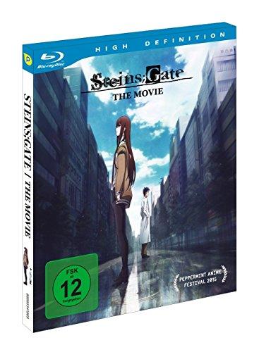 Steins; Gate - The Movie [Blu-ray]