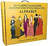 Scarica Libro Alphabet 26 classici da leggere almeno una volta nella vita (PDF,EPUB,MOBI) Online Italiano Gratis