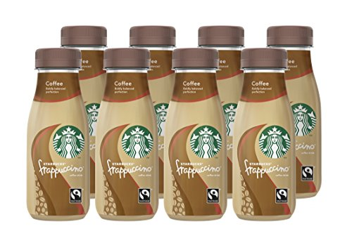 Starbucks Frappuccino Coffee, 8er Pack (8 x 250 ml)