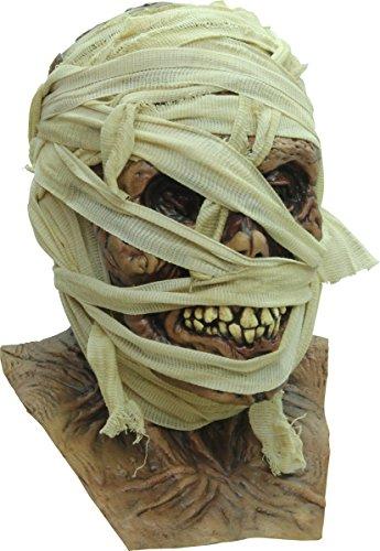 (Generique - Halloween Mumien-Maske für Erwachsene)