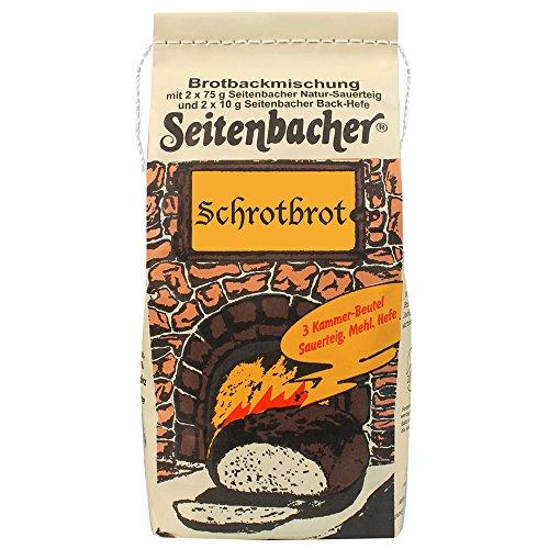Seitenbacher Schrotbrot Vollkornbrot 885g