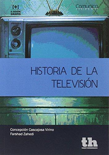 Historia de la Televisión (Comunica) por Concepción Cascajosa Virino