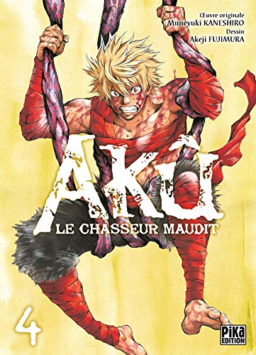 Akû, le chasseur maudit Edition simple Tome 4