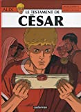 Alix, Tome 29 : Le testament de César