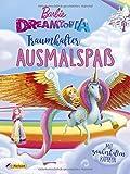 Barbie Dreamtopia: Traumhafter Ausmalspaß: Mit zauberhaften Rätseln