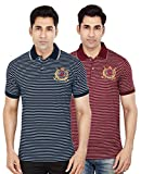 Best Shirt Cheap - Dudlind Polo Neck Cotton T-Shirt Pack of 2 Review