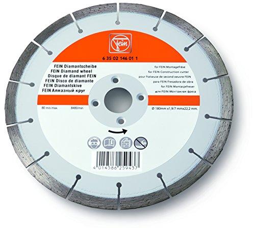 Fein (Multimaster) Diamantscheibe 180mm für MF 12-180, 63502146011