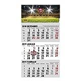 SG Dynamo Dresden 2019 Calendrier 3 Mois