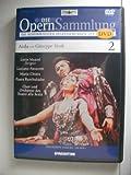 Die Opernsammlung - Die berühmtesten Inszenierungen auf DVD ~ Aida von Giuseppe Verdi 2 - ungekürzte Fassung 160 Min.