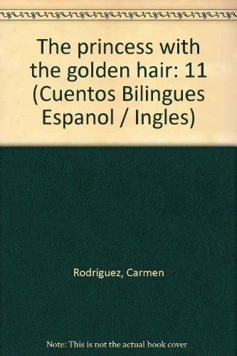 The princess with the golden hair